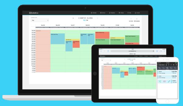 A booked4.us egy ingyenesen kipróbálható időpontfoglaló, ami megkönnyíti a munkádat.